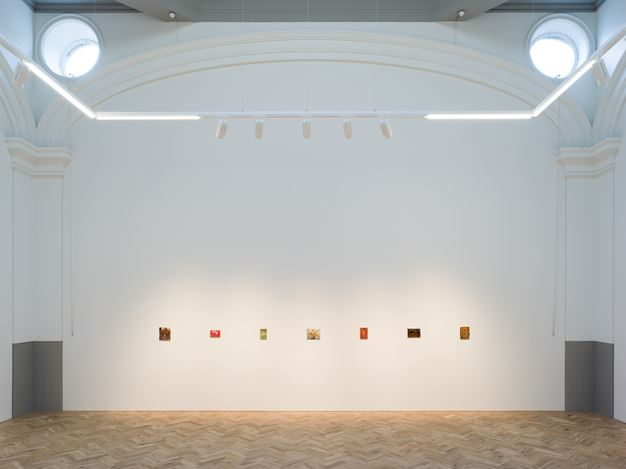 Exhibition view: Andrew Cranston,But the dream had no sound, Ingleby Gallery, Edinburgh (27 October–21 December 2018). Courtesy the artist and Ingleby Gallery. Photo: Tom Nolan.