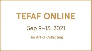 Contemporary art art fair, TEFAF Online at Beck & Eggeling International Fine Art, Düsseldorf, Germany