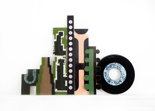 Certain Times XXXVII by Lubna Chowdhary contemporary artwork