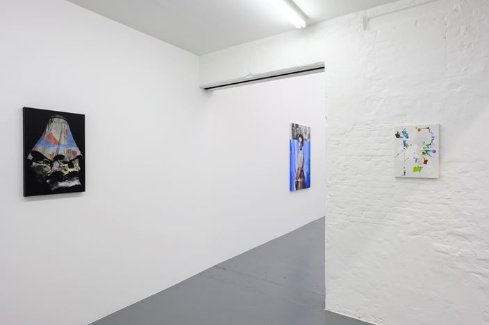 Exhibition view: Group Exhibition, Zeno X Gallery (30 October–14 December 2019). Courtesy Zeno X Gallery. Photo: Peter Cox.