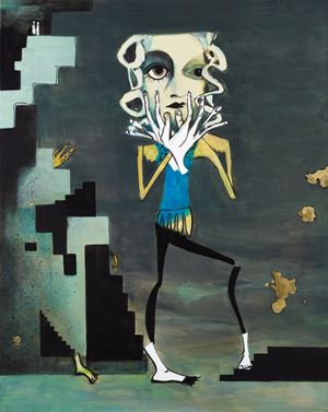 Quiver by Moyna Flannigan contemporary artwork