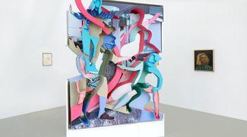 Contemporary art exhibition, Group Exhibition, CAMOUFLAGE at MEYER KAINER, Vienna, Austria