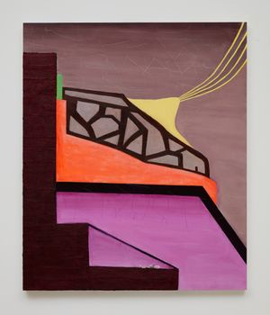 Zap, by Brenda Goodman contemporary artwork