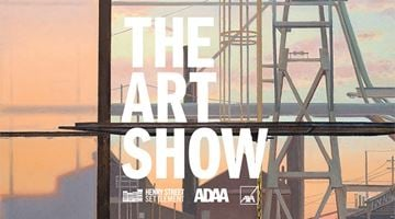 Contemporary art exhibition, ADAA The Art Show 2020 at Cheim & Read, New York