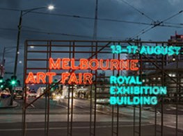 Melbourne Art Fair 2014