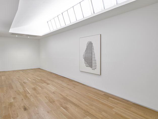 Exhibition view: Richard Deacon, Deep State, Lisson Gallery, Lisson Street, London (20 November 2019–29 February 2020). © Richard Deacon. Courtesy Lisson Gallery.
