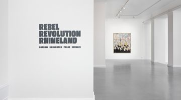 Contemporary art exhibition, Group Exhibition, Rebel Revolution Rhineland at SETAREH, Berlin