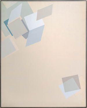 Simultaneity 81-116 by Suh Seung-Won contemporary artwork