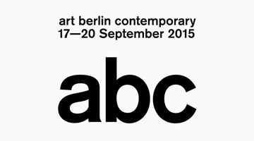Contemporary art exhibition, ABC 2015 at Sprüth Magers, Berlin