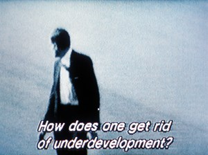 Memories of Underdevelopment by Alfredo Jaar contemporary artwork