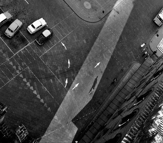 Bologna by Nino Migliori contemporary artwork