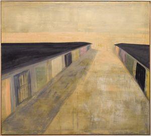 Oberhausen by Norbert Schwontkowski contemporary artwork