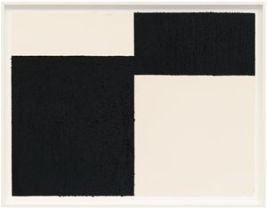 Diptych #10 by Richard Serra contemporary artwork