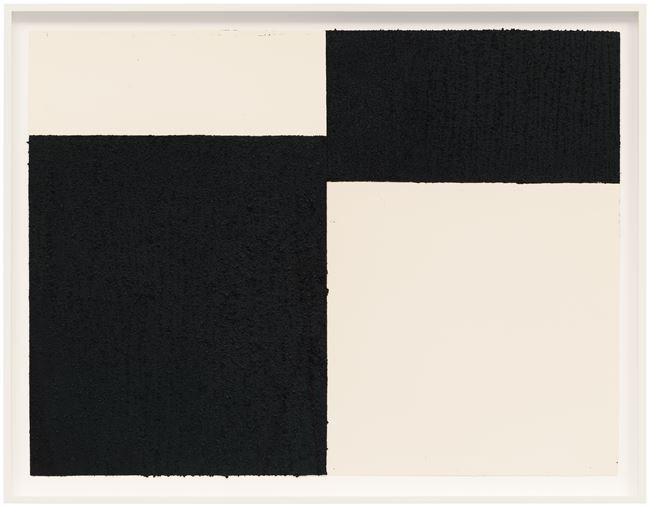 Diptych #10 by Richard Serra contemporary artwork