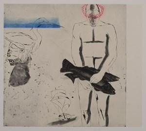 Pathos VI by Noriko Yanagisawa contemporary artwork mixed media