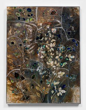 Initial Condition by Sam Falls contemporary artwork