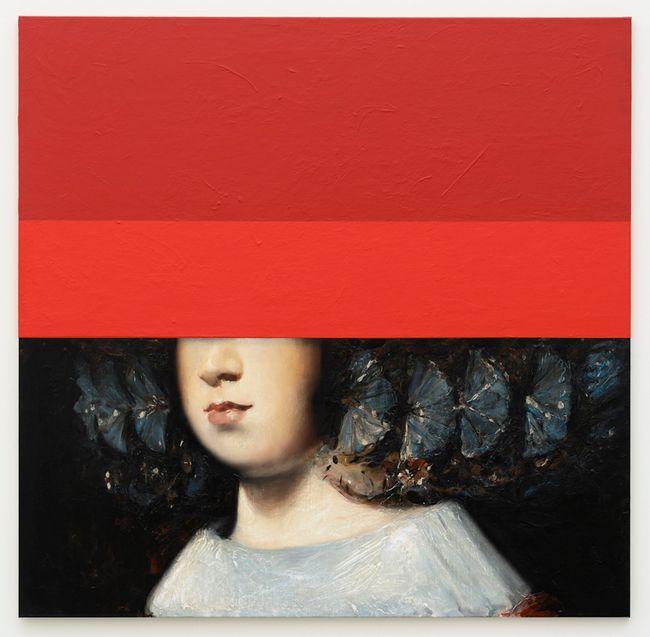 America (after Velázquez) (4) by Mircea Suciu contemporary artwork