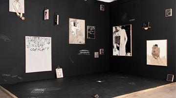 Contemporary art exhibition, Brett Charles Seiler, Closet at Goodman Gallery, Johannesburg