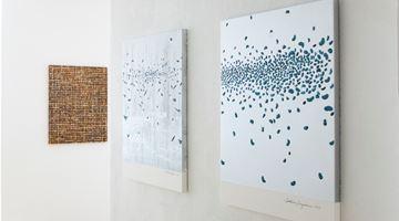 Contemporary art exhibition, Katsumi Hayakawa, Echoes of the Senses at Micheko Galerie, Munich