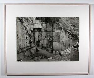 Carrara, Italy by Petra Wunderlich contemporary artwork