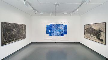 Contemporary art exhibition, Zhang Meng, Tones and Toes at Tabula Rasa Gallery, London, United Kingdom