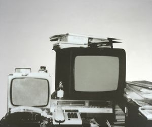 Television by Michelangelo Pistoletto contemporary artwork