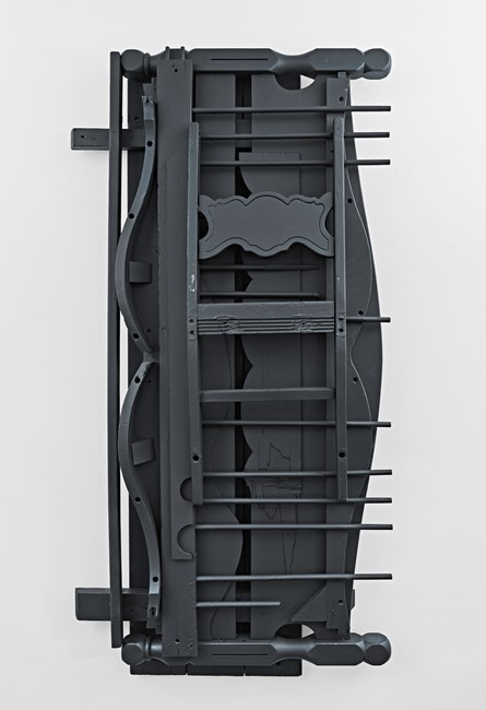 Untitled by Louise Nevelson contemporary artwork
