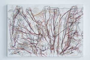 Austrian Dream – RFGA by Ghada Amer contemporary artwork