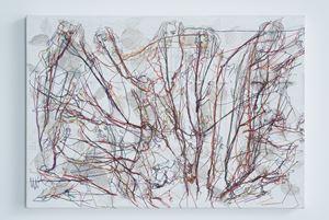 Austrian Dream – RFGA by Ghada Amer contemporary artwork