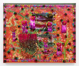 Jewel Box #1 by Lisa Vlaemminck contemporary artwork