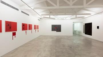 Contemporary art exhibition, Antonio Dias, Tazibao e outras obras (Tazibao and other works) at Galeria Nara Roesler, São Paulo