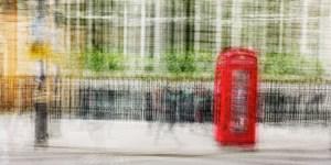 London #28 by Jacob Gils contemporary artwork