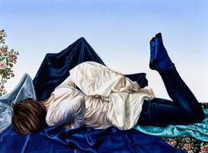 Glacier by Natasha Bieniek contemporary artwork