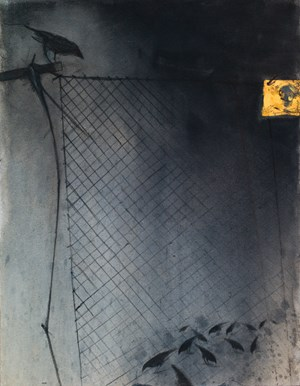 Danger by Vladimir Veličković contemporary artwork