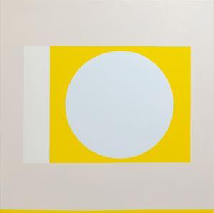 Full Circle (the circle) by Pollyxenia Joannou contemporary artwork