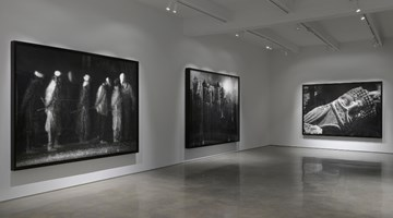Contemporary art exhibition, Robert Longo, The Destroyer Cycle at Metro Pictures, New York