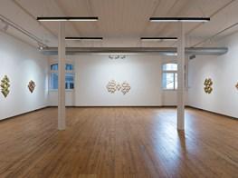 """Lionel Bawden<br><em>Dawn Chorus</em><br><span class=""""oc-gallery"""">Karen Woodbury Fine Art</span>"""