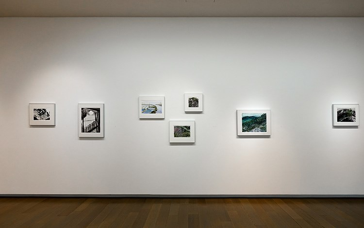 Exhibition view: Group Exhibition, Stance 立, Eslite Gallery, Taipei (6 July–4 August 2019).Courtesy Eslite Gallery.