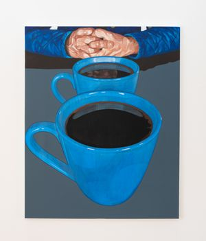 Two Cups by Dongho Kang contemporary artwork