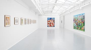 Contemporary art exhibition, Tom Poelmans, The End of Time at rodolphe janssen, Brussels, Belgium