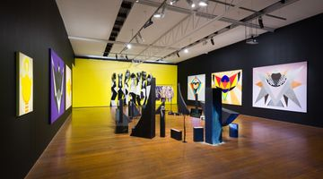 Contemporary art exhibition, Mikala Dwyer, Bird at Roslyn Oxley9 Gallery, Sydney, Australia