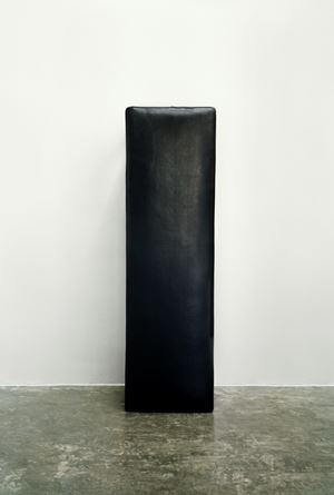 Black Stool by Feng Yan contemporary artwork