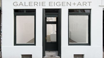 Galerie Eigen + Art contemporary art gallery in Berlin, Germany