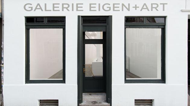 Galerie Eigen + Art contemporary art gallery in Berlin, Germany