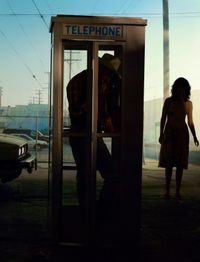 Yellow Pages by Alex Prager contemporary artwork photography