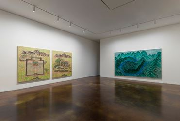 Exhibition view: Min Joung-Ki, Min Joung-Ki, Kukje Gallery K2, Seoul (29 January–3 March 2019). CourtesyKukje Gallery.