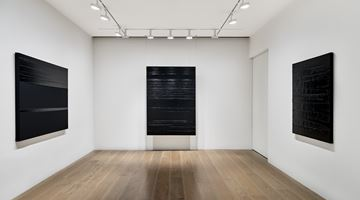 Contemporary art exhibition, Pierre Soulages, Outrenoir at Lévy Gorvy, Hong Kong