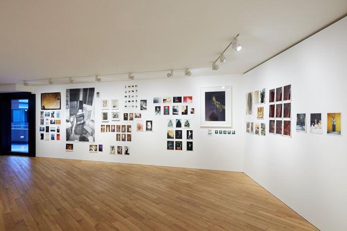 Exhibition view: Masayuki Shioda,Retinagazer,Taka Ishii Gallery Photography / Film, Tokyo. Courtesy Taka Ishii Gallery Photography / Film, Tokyo. Photo: Kenji Takahashi.