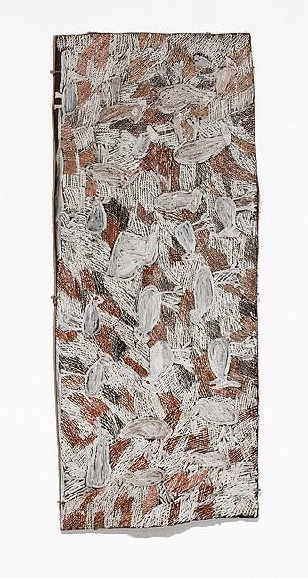 Murriyil by Nyapanyapa Yunupiŋu contemporary artwork