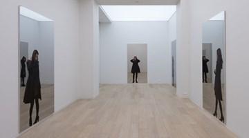 Contemporary art exhibition, Michelangelo Pistoletto, Partitura In Nero at Simon Lee Gallery, Hong Kong